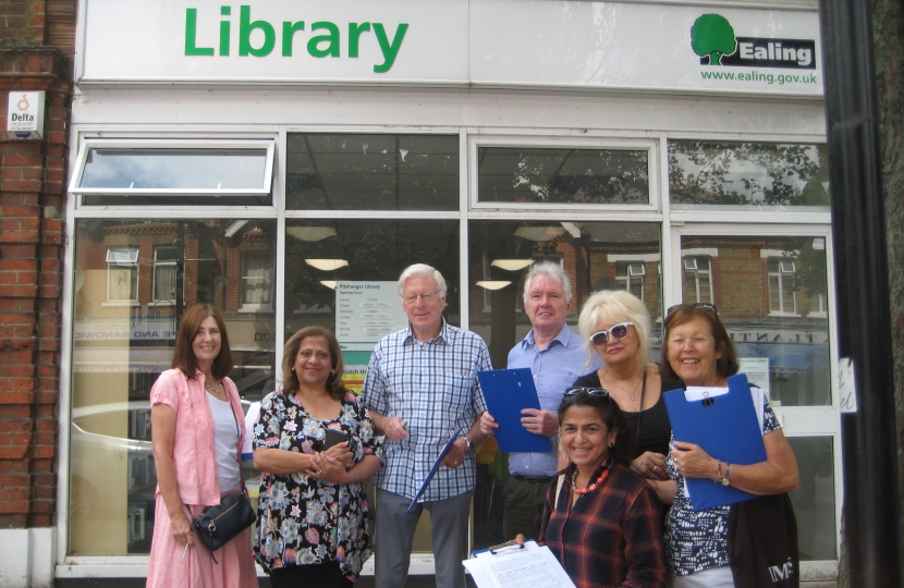 Save Pitshanger Library