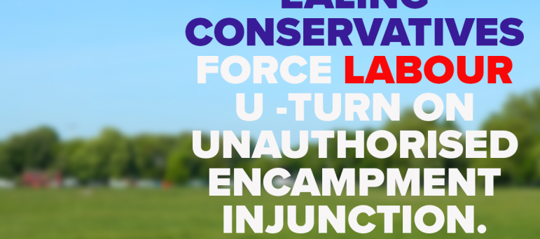 Ealing Conservatives force Labour U-turn
